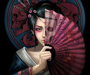 art, Ilustration, and anne stokes image