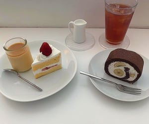 aesthetic, cake, and delicious image