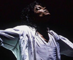 michael jackson, mj, and man in the mirror image