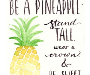 internet, pineapple, and quotes image