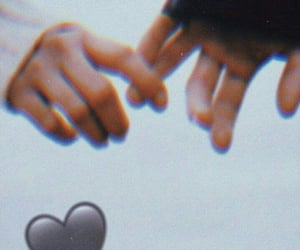 love, hands, and aesthetic image
