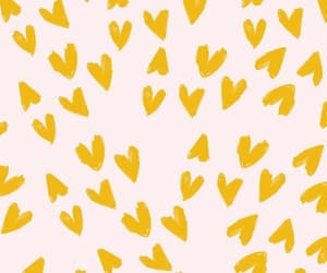 wallpaper, pattern, and yellow image