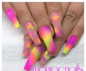 beauty, girl things, and nails image