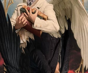 good omens and michael sheen image