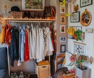decor, clothes, and home image