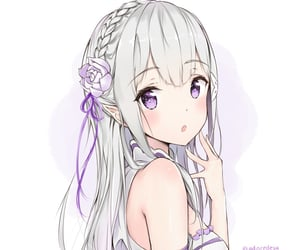 anime, beautiful, and anime girl image