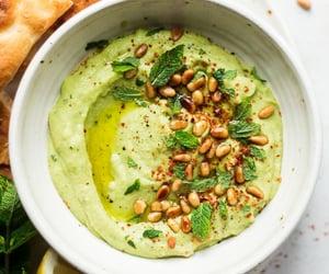 dip, vegan food, and vegan recipe image
