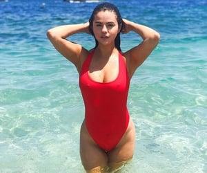 selena gomez, celebrity, and summer image