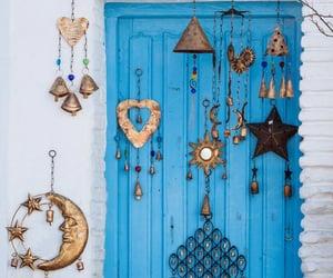 door and summer image