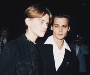 johnny depp, 90s, and actor image