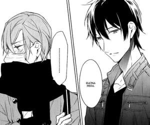 Boys Love, manga, and ten count image
