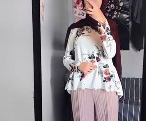ask, hijab, and islam image
