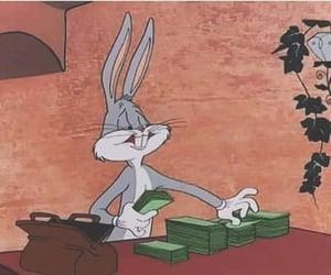 cartoon, money, and mood image