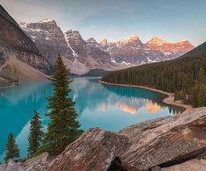adventure, travelling, and lake image
