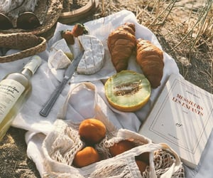 books, FRUiTS, and picnic image