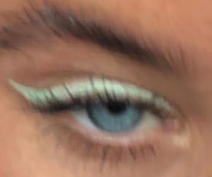 aesthetic, eye, and instagram image
