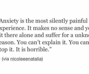 alone, anxiety, and empty image