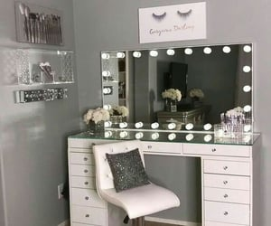 vanity, goals, and hair image