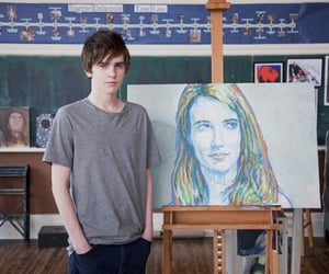 the art of getting by, movie, and freddie highmore image