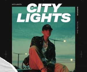 city lights, exo, and kpop image