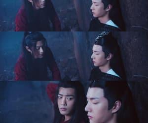 boys, the untamed, and wang yibo image