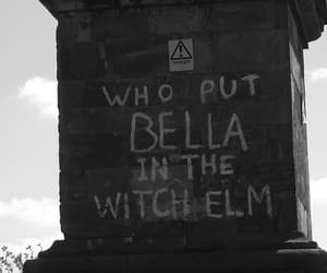bella, scary, and murder image