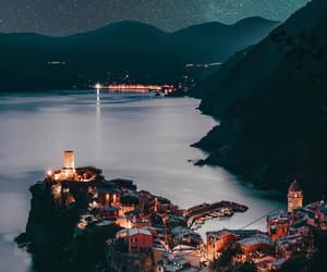 europe, italy, and night image