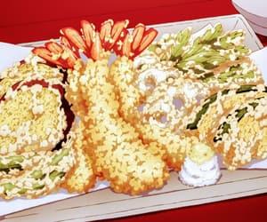 anime, anime food, and demon slayer image