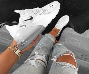 nike, shoes, and tennis shoes image