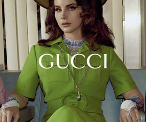 gucci and ️lana del rey image