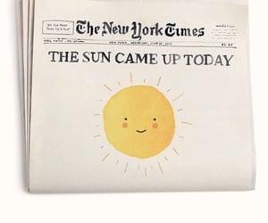 happy and sun image