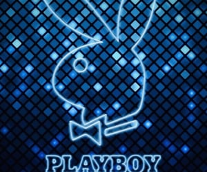 neon and Playboy image