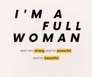 quotes, woman, and feminism image