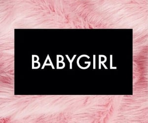 pink and babygirl image