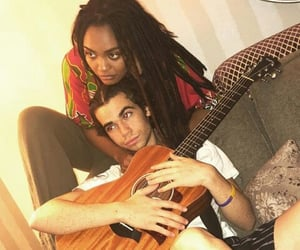 cameron boyce and china anne mcclain image