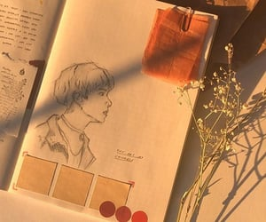 journal, aesthetic, and drawing image
