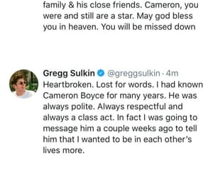 rest in peace, rip, and gregg sulkin image