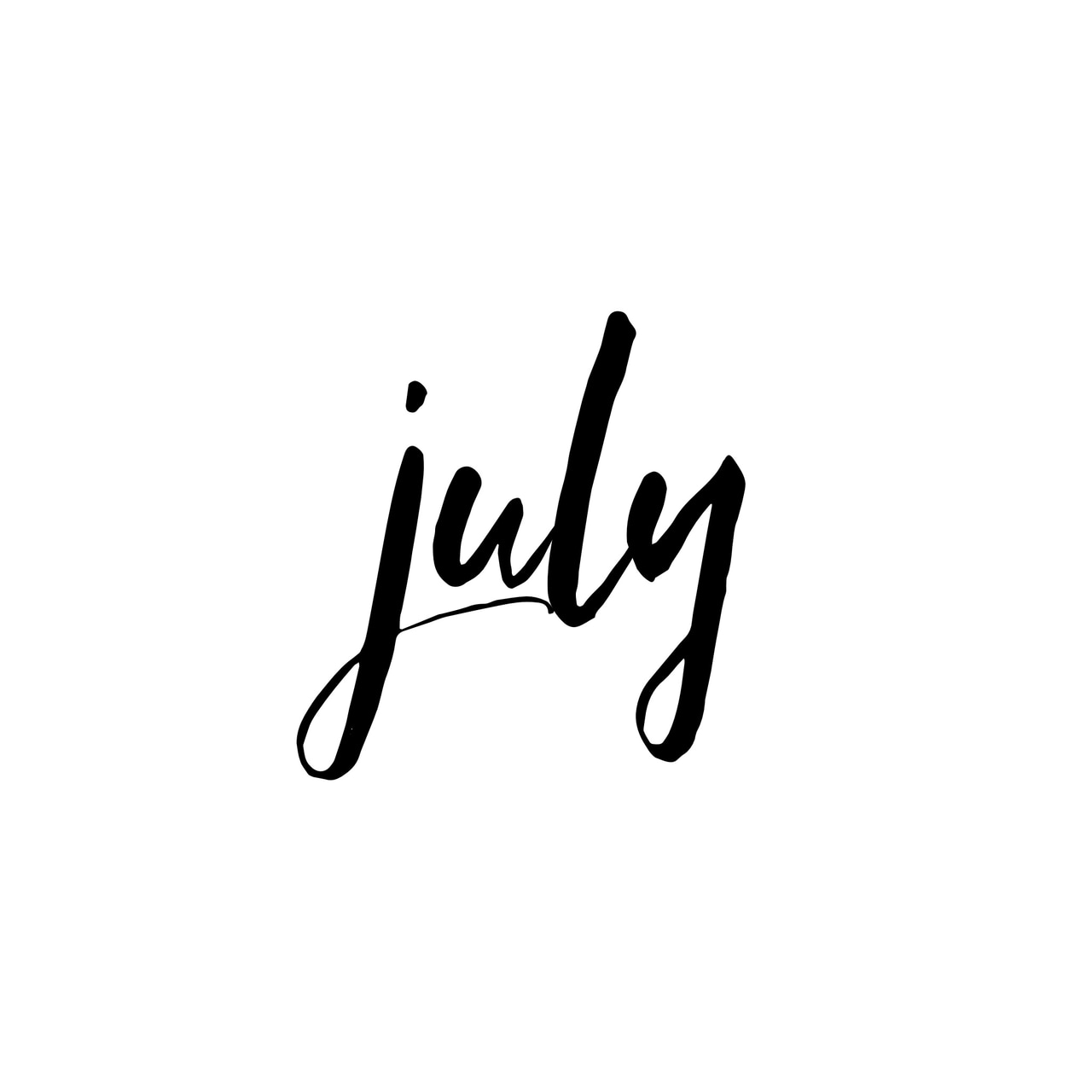 july, quotes, and text image