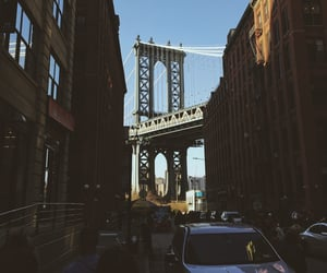 america, bridge, and Brooklyn image