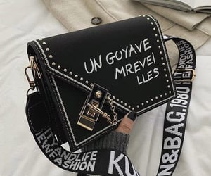 bags, fashion, and lookbook image