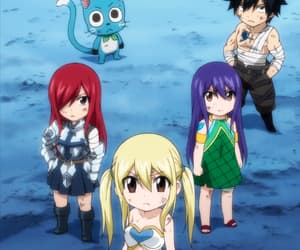 anime, ending, and fairy tail image