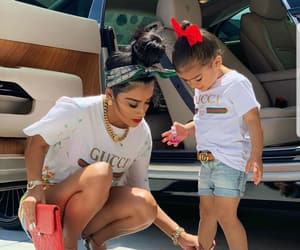 child, love, and fashion image