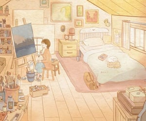 art, artistic, and cute illustration image