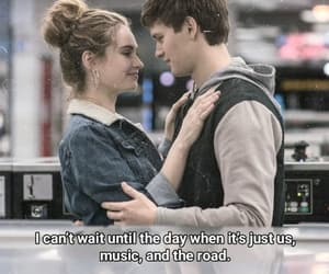 movies, quotes, and baby driver image