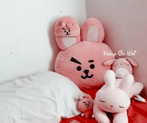 bts, cooky, and bt21 image