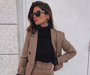 blazer, classy, and fashion image