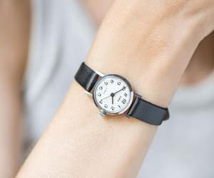 etsy, wristwatch lady ussr, and arabic numerals image