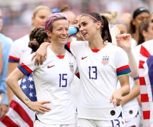 football, uswnt, and hq image