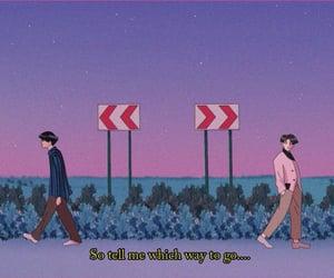 anime, art, and kpop image