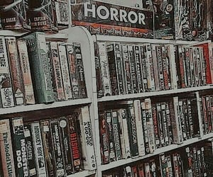 horror, aesthetic, and movies image
